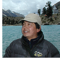 Tibet Tour and Trek Leader Tshering